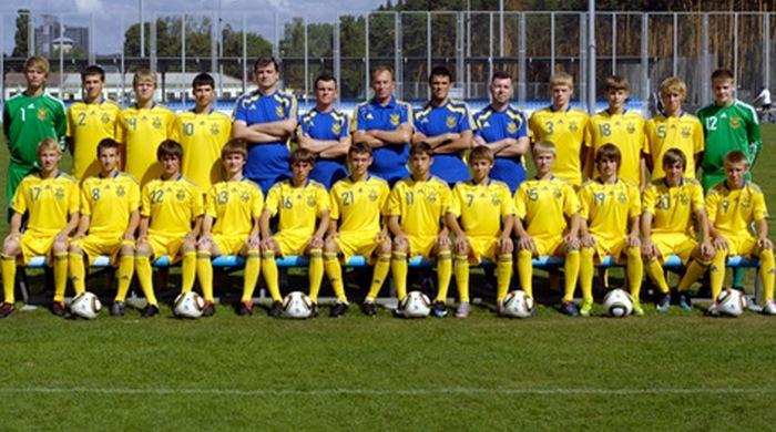 Контрольний матч. Україна U-18 − Молдова U-18 2:1