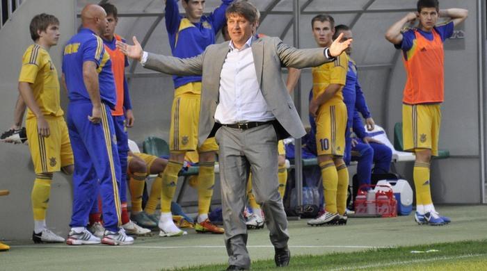 Сергей Ковалец огласил состав на матчи с Германией