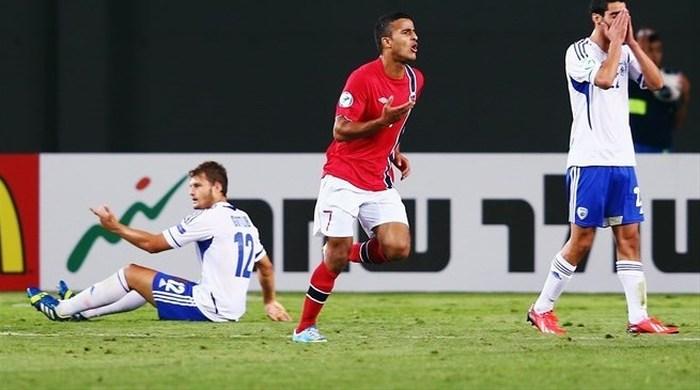 Евро-2013 (U-21). Израиль - Норвегия 2:2. Фальстарт хозяев