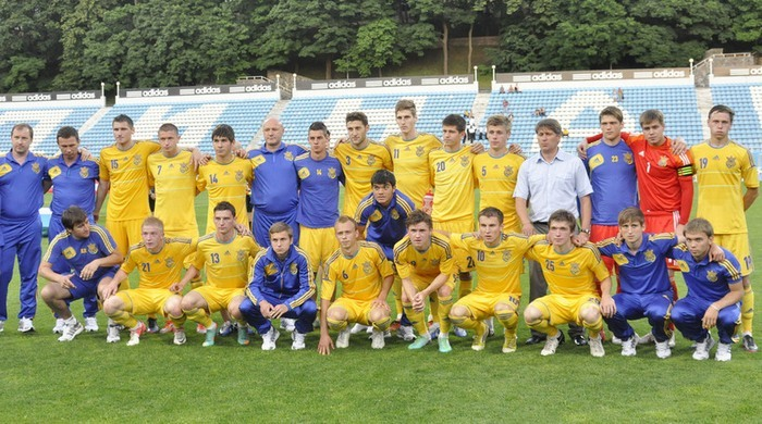Украина (U-21) - Австрия (U-21) 0:1. Австрийцы удивляют результатом, украинцы - удалениями