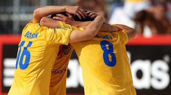 Суперфинал Евролиги-2013. Нидерланды - Украина 0:4. Мажорный аккорд минорной кампании