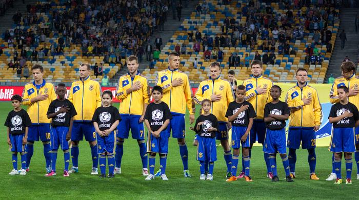 Украина выбирает между Португалией и Алжиром?