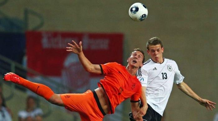 Евро-2013 (U-21). Нидерланды - Германия 3:2. Пока что лучший