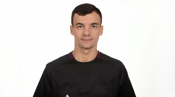 Сергей Бойко рассудит отборочный матч чемпионата Европы