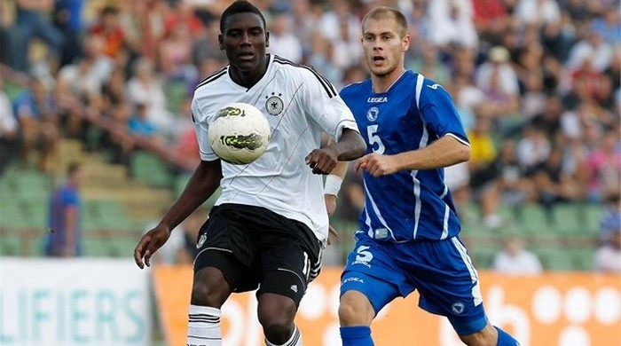 Молодёжная сборная Германии осталась без форварда