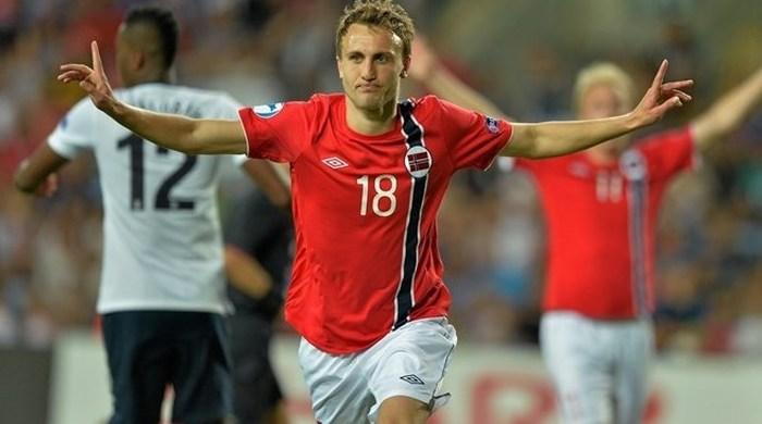 Евро-2013 (U-21). Англия - Норвегия 1:3. В мешок и с Пирсом