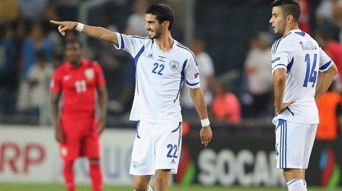 Евро-2013 (U-21). Израиль - Англия 1:0. Пиф-паф Криафа