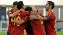 Евро-2013 (U-21). Испания - Норвегия 3:0. Чистое ИСКусствО