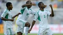 Нигерийцы бойкотировали тренировку, требуя выплаты премиальных