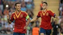 УЕФА определил символическую сборную Евро-2013 (U-21)