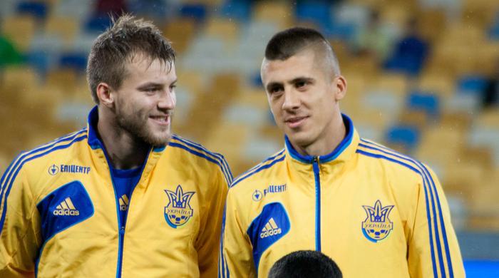 """Андрей Ярмоленко: """"Если Хачериди хочет уйти и есть достойные предложения, то нужно его отпустить"""""""
