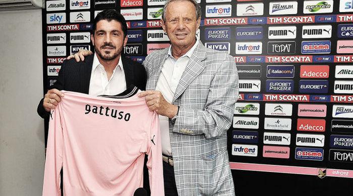 """Гаттузо: """"Я надеюсь стать новым Антонио Конте"""""""