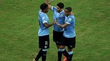 Уругвай - Таити 8:0. Видео