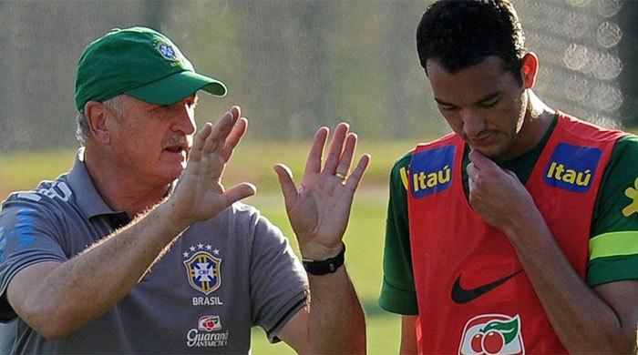"""Луиз Фелипе Сколари: """"Бразилия станет чемпионом мира"""""""