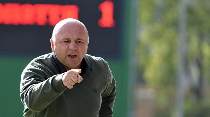 Украинский тренер опустил русского журналиста в прямом эфире (Видео)