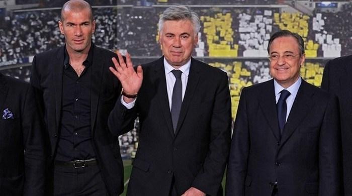 "Карло Анчелотти: ""Реал"" действовал образцово"""