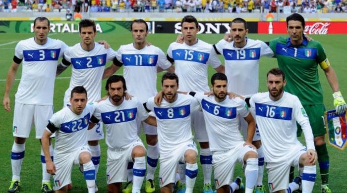 При жеребьевке финального турнира ЧМ Италия  будет в первой корзине