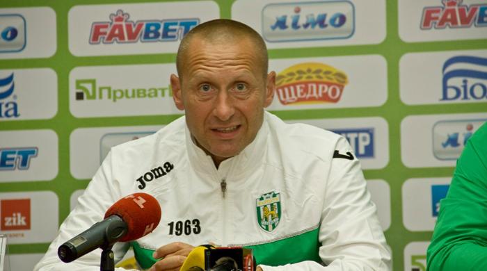 """Павел Кучеров: """"Во Львове у меня никогда не было стабильного доверия"""""""