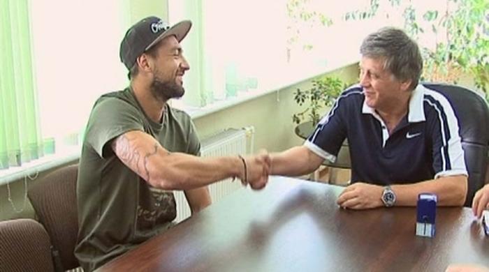 """Алексей Антонов: """"Хочется играть в Лиге Европы"""""""