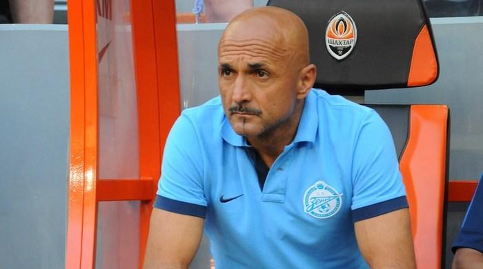 """Лучано Спаллетти: """"Справедливо, что мы покидаем Кубок"""""""