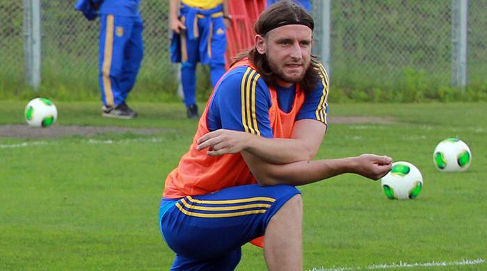 Хомченовский и Дедечко дебютировали в сборной Украины