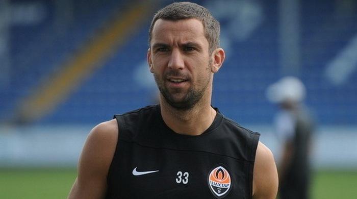 Дарио Срна после матча снял бутсы и отдал болельщику