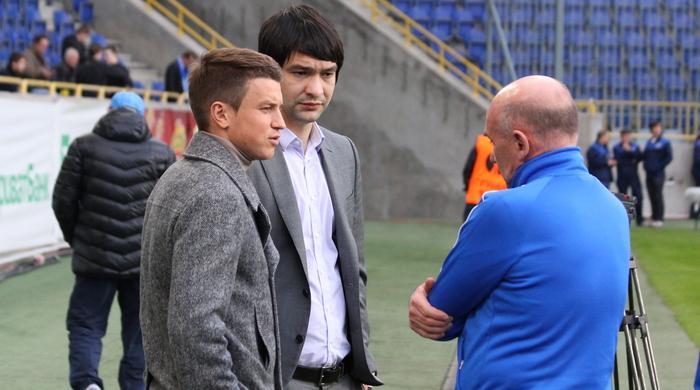 "Андрей Русол: ""Коломойский дал добро на сделку с ""Ливерпулем"""