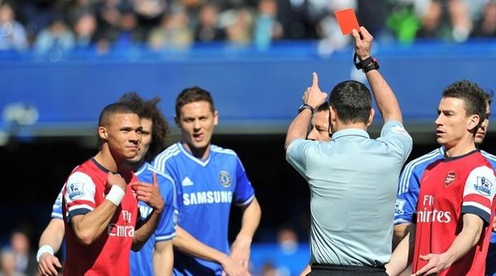 """""""Челси"""" - """"Арсенал"""" 6:0. Марринер жжёт или Вот так юбилей Венгера!"""