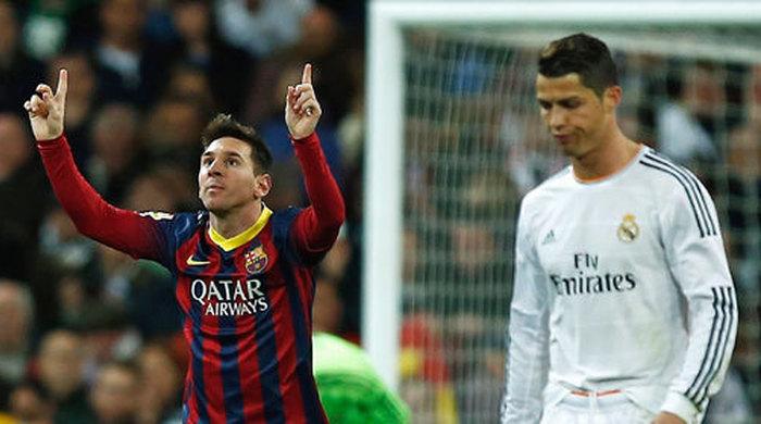 """Реал"" - ""Барселона"" 3:4. Мальенко начудил маленько"