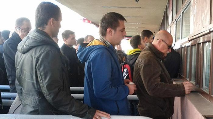 Розпочинається продаж квитків на матчі збірної України із Парагваєм та Словаччиною