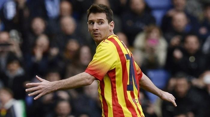 """""""Эспаньол"""" - """"Барселона"""" 0:1. Месси приносит победу в дерби"""