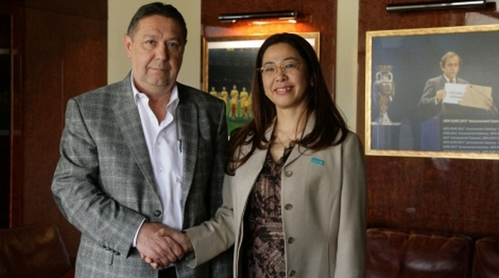 Анатолій Коньков зустрівся з представниками ЮНІСЕФ