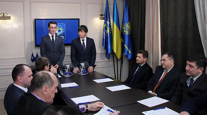 Состоялась жеребьевка полуфиналов Кубка Украины