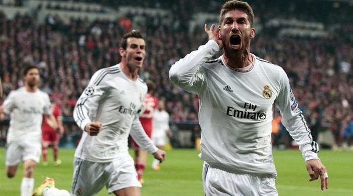 """""""Реал"""" увеличит зарплату Рамоса до 7,5 миллионов евро"""