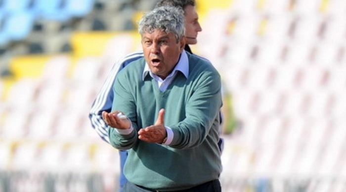 """Мирча Луческу похвалил """"Динамо"""""""