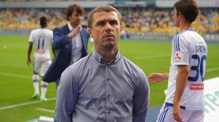 """Ребров: """"Пока не рассматриваем Довгого как замену Макаренко"""""""
