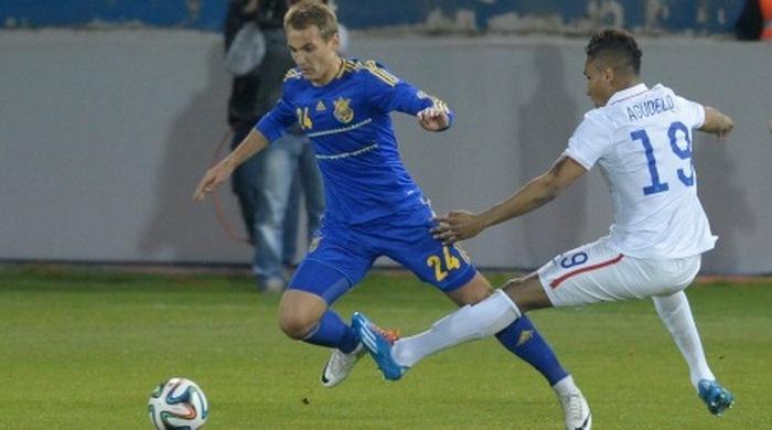 Защитник сборной Украины получил серьезную травму