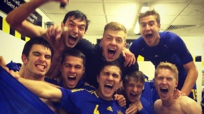Все юношеские финалы Украины