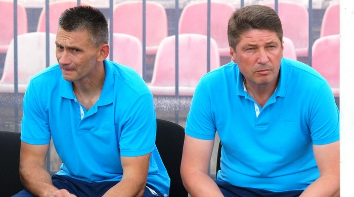"""Юрий Бакалов: """"Непростая задача - за короткий срок создать команду и вывести ее в Первую лигу"""""""