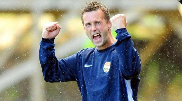 Чемпион Шотландии определился с новым главным тренером