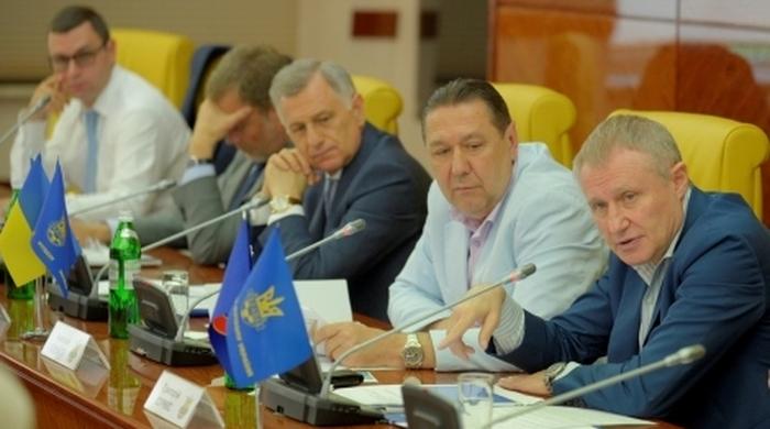 Відбулось засідання Виконкому ФФУ (+ відео)