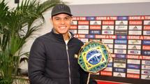 Бразилия намерена добиться  отмены дисквалификации Тьяго Силвы