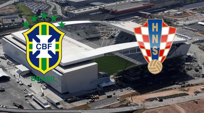 ЧМ-2014. Бразилия - Хорватия. Прямая трансляция. Видео