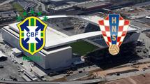 Бразилия - Хорватия. Анонс матча