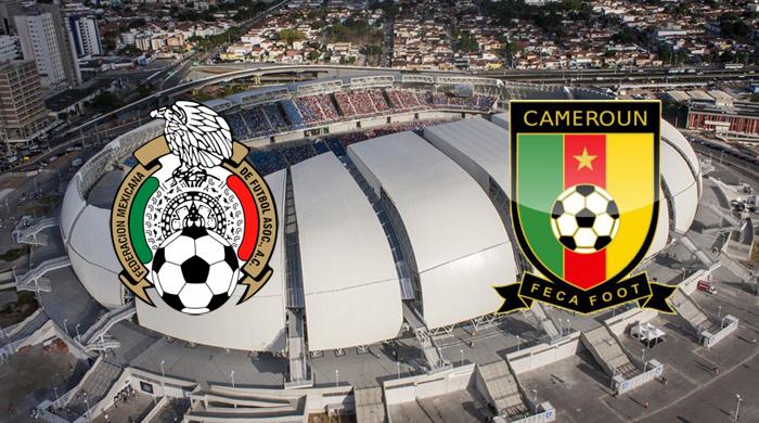 Мексика - Камерун. Анонс матча