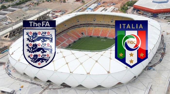 Англия - Италия. Анонс матча