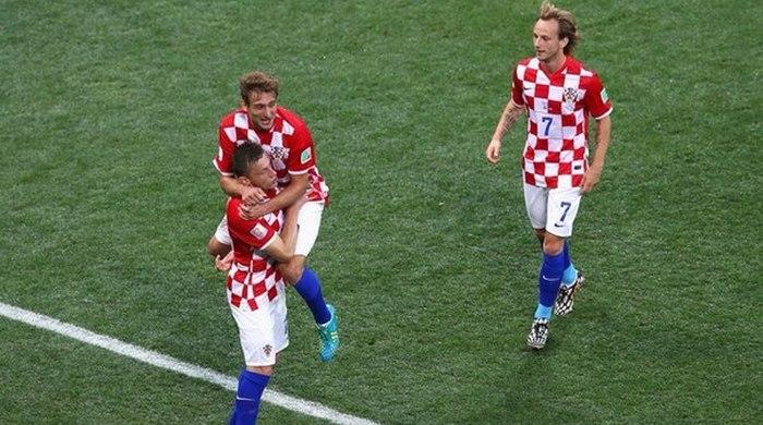У Хорватии - самое крупное поражение на чемпионатах мира
