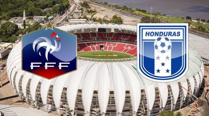 Франция - Гондурас. Анонс матча