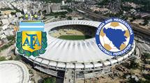 Аргентина - Босния и Герцеговина. Анонс матча