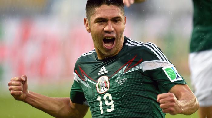 Мексика - Камерун 1:0. С третьей попытки